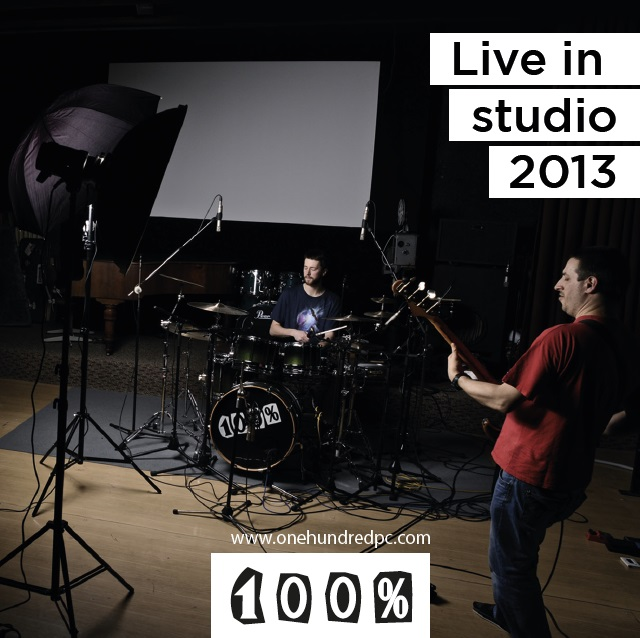 Album Live in studio 2013
